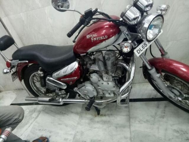 Royal Enfield Thunderbird 350cc 2008
