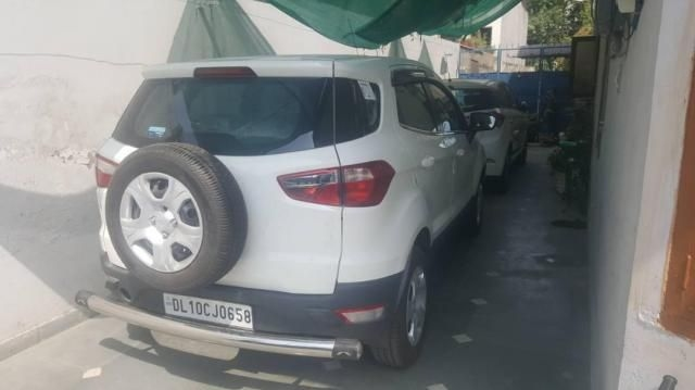 Ford EcoSport Trend 1.5L Ti-VCT 2017