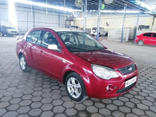 Ford Fiesta 1.6 Duratec ZXI 2009
