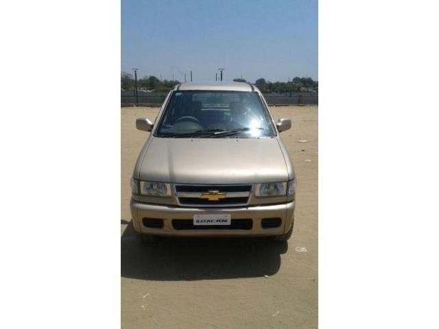 Chevrolet Tavera NY Elite LT - L1 7-Seater - BS II 2010