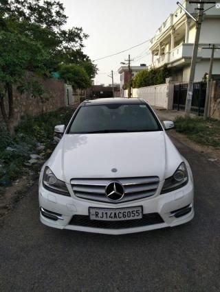 Mercedes-Benz C-Class 220 BlueEfficiency 2014