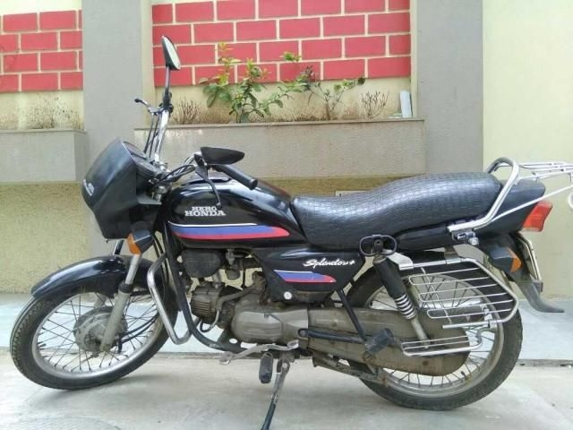 Hero Splendor plus 100cc 2004