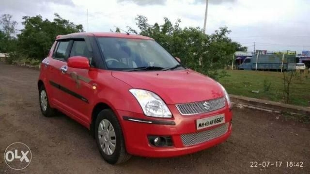 Maruti Suzuki Swift Deca Limited Edition Vdi 2016