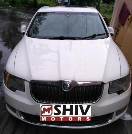 Skoda Superb 2.0 TDI PD 2009