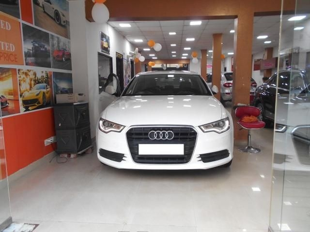 Audi A6 2.0 TDI Technology Pack 2012