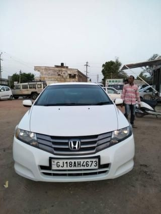 Honda City 1.5 E MT 2010