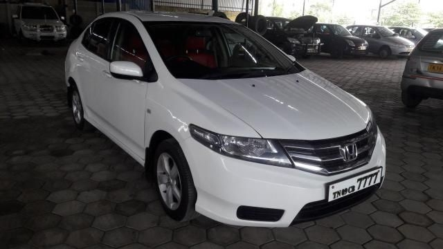Honda City 1.5 S AT 2013