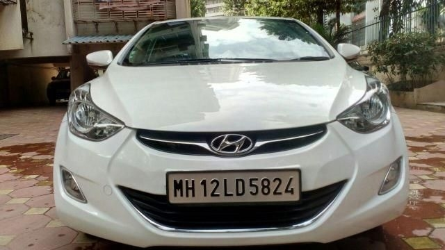 Hyundai Elantra 1.6 SX AT 2014
