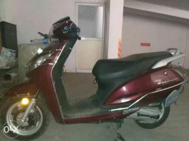 13 Used Honda Scooter 2016 model in Hyderabad for Sale | Droom