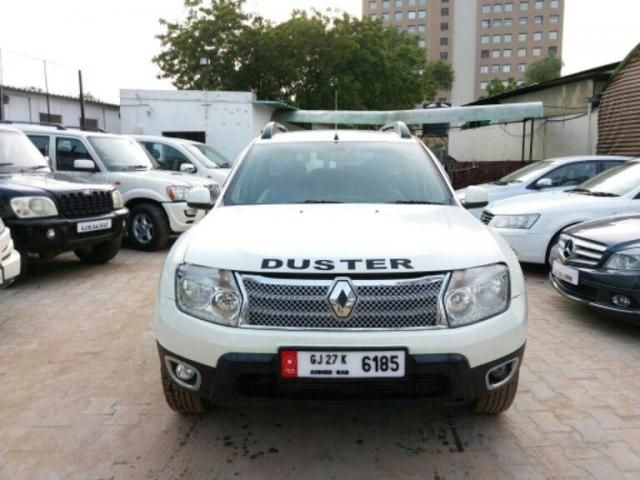 Renault Duster 85PS Diesel RxL Optional 2013