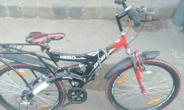 Hero DTB 26 Inches (with gear ) 2017