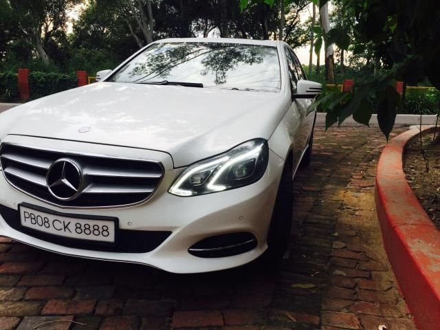Mercedes-Benz E-Class E250 CDI Blue Efficiency 2014