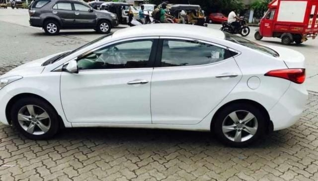 Hyundai Elantra 1.6 SX AT 2015