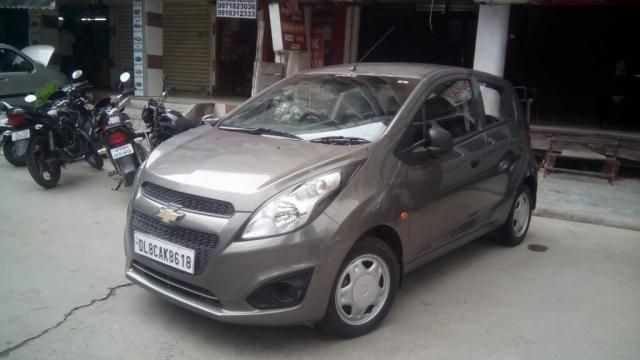 Chevrolet Beat PS Petrol 2015