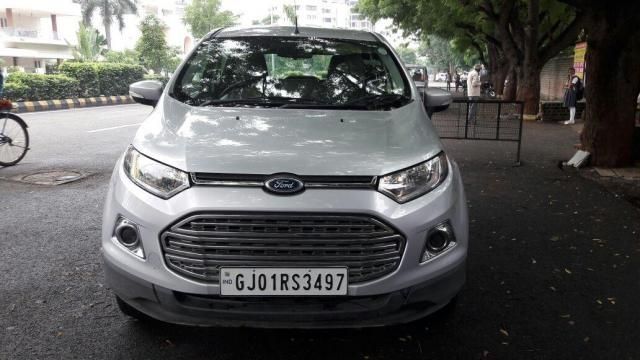 Ford EcoSport Ambiente 1.5L Ti-VCT 2016