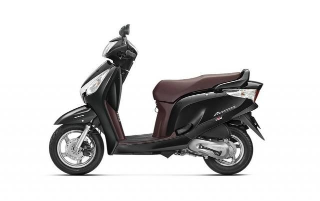 Honda Aviator 110cc-Drum 2019
