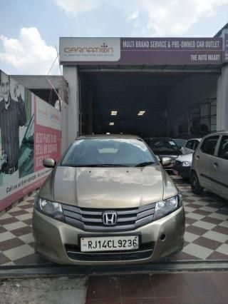 Honda City 1.5 E MT 2011