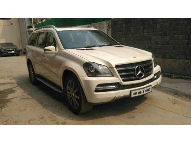 Mercedes-Benz GL 350 CDI Luxury 2011