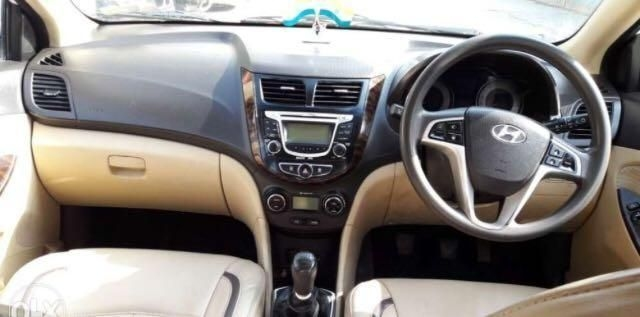 Hyundai Verna 1.6 SX CRDI AT 2013