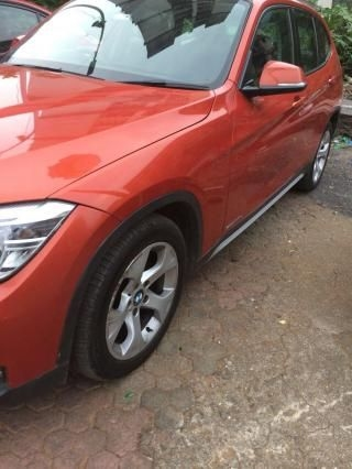 BMW X1 sDrive 20d 2013