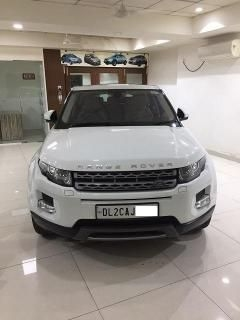 Land Rover Range Rover Evoque Pure SD4 2014