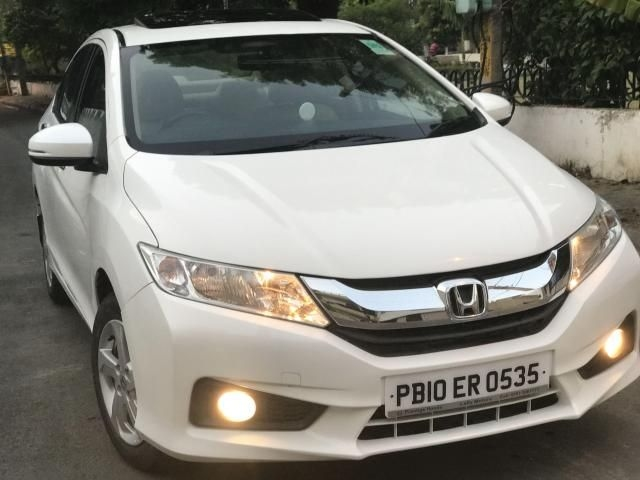 Honda City VX (O) MT 2014