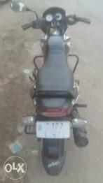 TVS Star City 110cc 2013