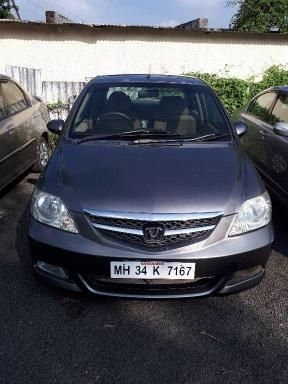 Honda City 1.5 E MT 2008