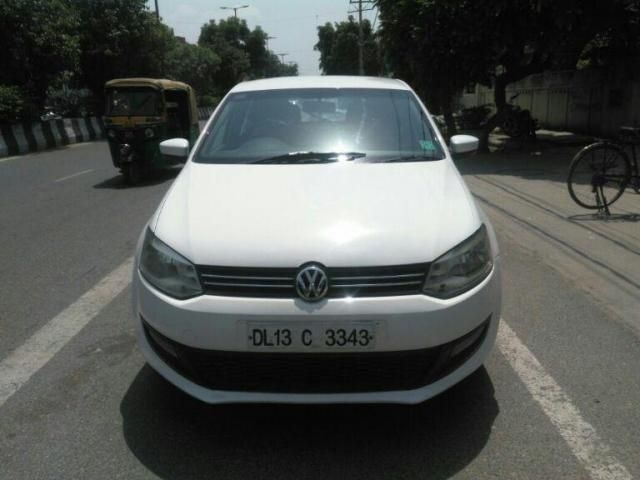 Volkswagen Polo 1.2 MPI Highline 2010