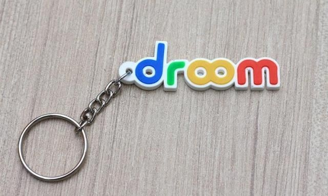 Droom Key Chain - Pack of 30