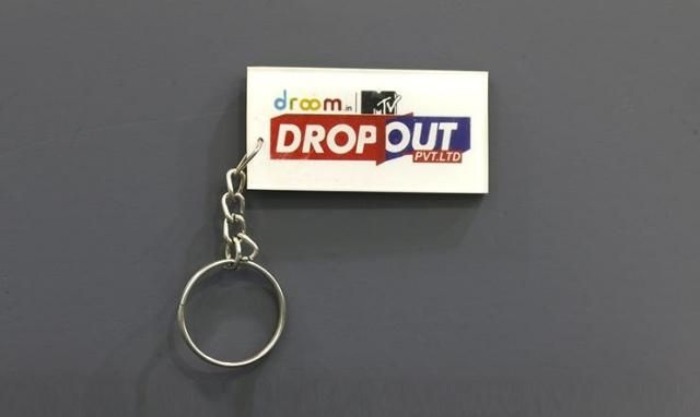 Droom MTV Dropout Key chain - Pack of 15