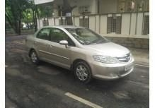Honda City 1.5 EXI 2007