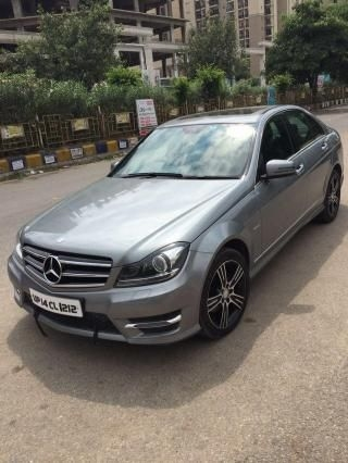 Mercedes-Benz C Class  C 220 CDI Style 2015