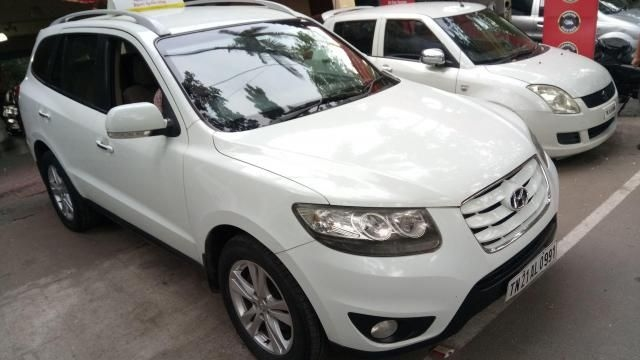Hyundai Santa FE 2WD AT 2012