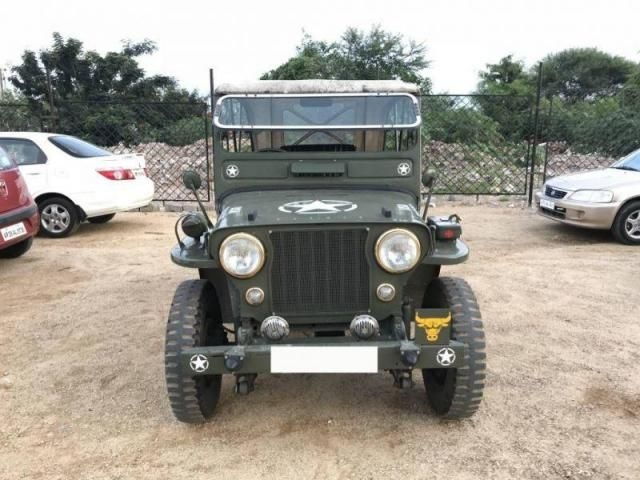 5 Used Green Color Mahindra Jeep Car For Sale Droom