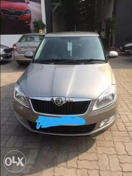 Skoda Fabia 1.2 TDI Ambition Plus 2011