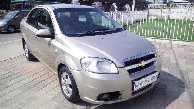 8 Used Chevrolet Aveo In Bangalore Second Hand Aveo Cars For Sale