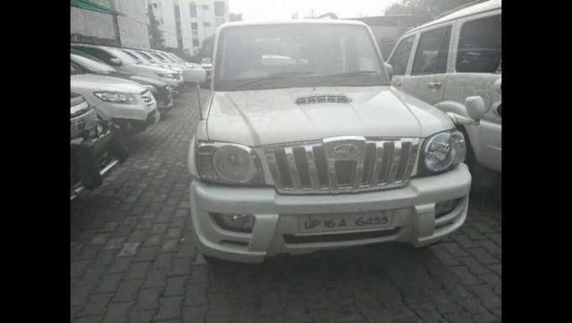 Mahindra Scorpio VLX 4WD AT BS III 2013