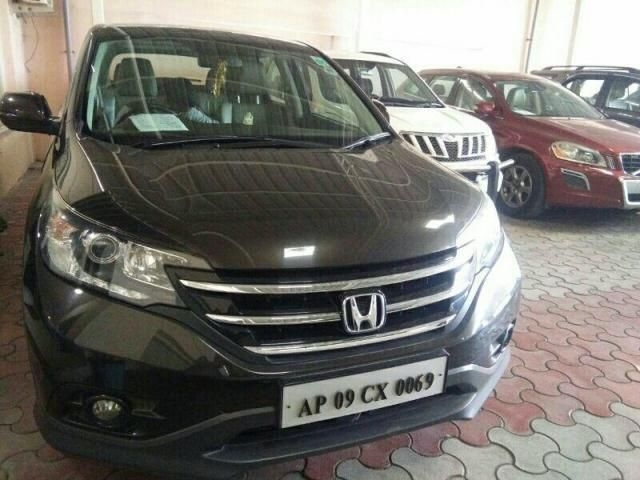 Honda CR-V 2.4 AT 2014