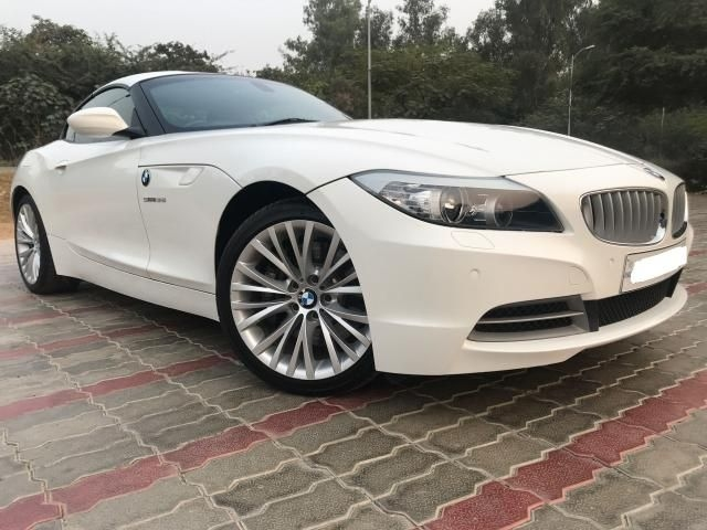 BMW Z4 ROADSTAR SDRIVE 35I 2012