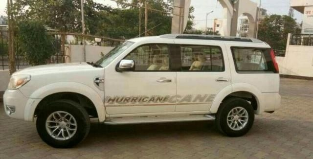 8 Used Ford Endeavour Car 2014 model for Sale| Droom