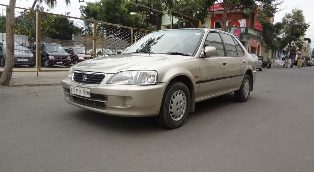 Honda City 1.3 EXI 2001