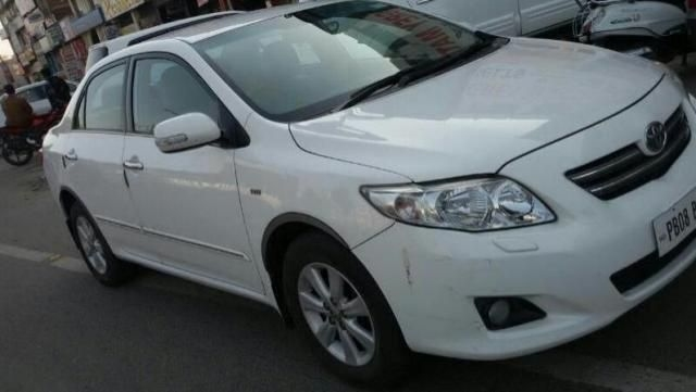 Toyota Corolla Altis 1.8 VL AT 2009