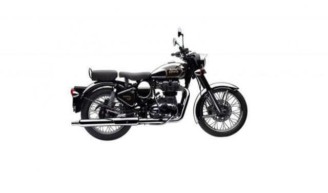 Royal Enfield Classic Chrome 500cc Dual Disc 2018