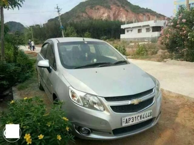 Chevrolet Sail 1.3 LS ABS 2014