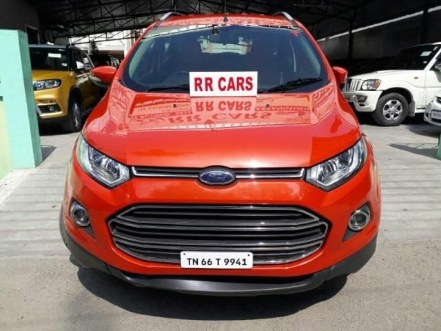 Ford EcoSport TITANIUM 1.5 TI VCT AT 2016