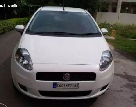Fiat Punto Emotion Pack 1.4 2010