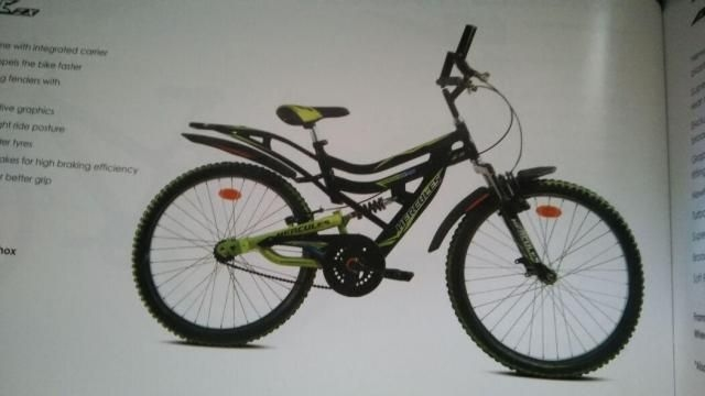 Hercules DYNAMITE ZX 24 Inches 2020