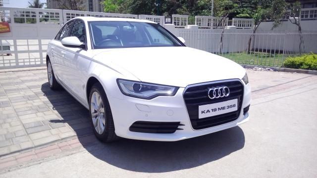 Audi A6 2.0 TDI Technology Pack 2014