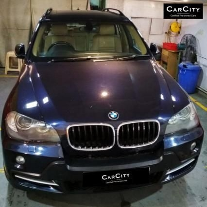 BMW X5 xDrive30d Pure Experience (5 Seater) 2008